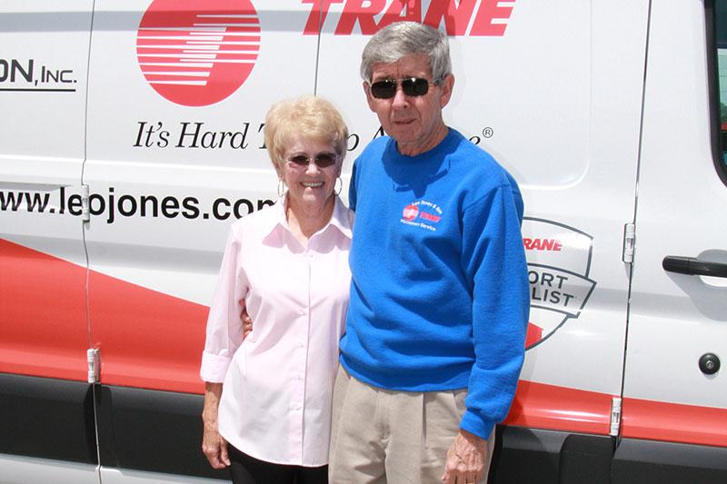 Ron and Myrna Jones
