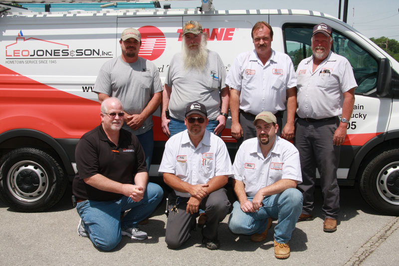 Service and Maintenance Team